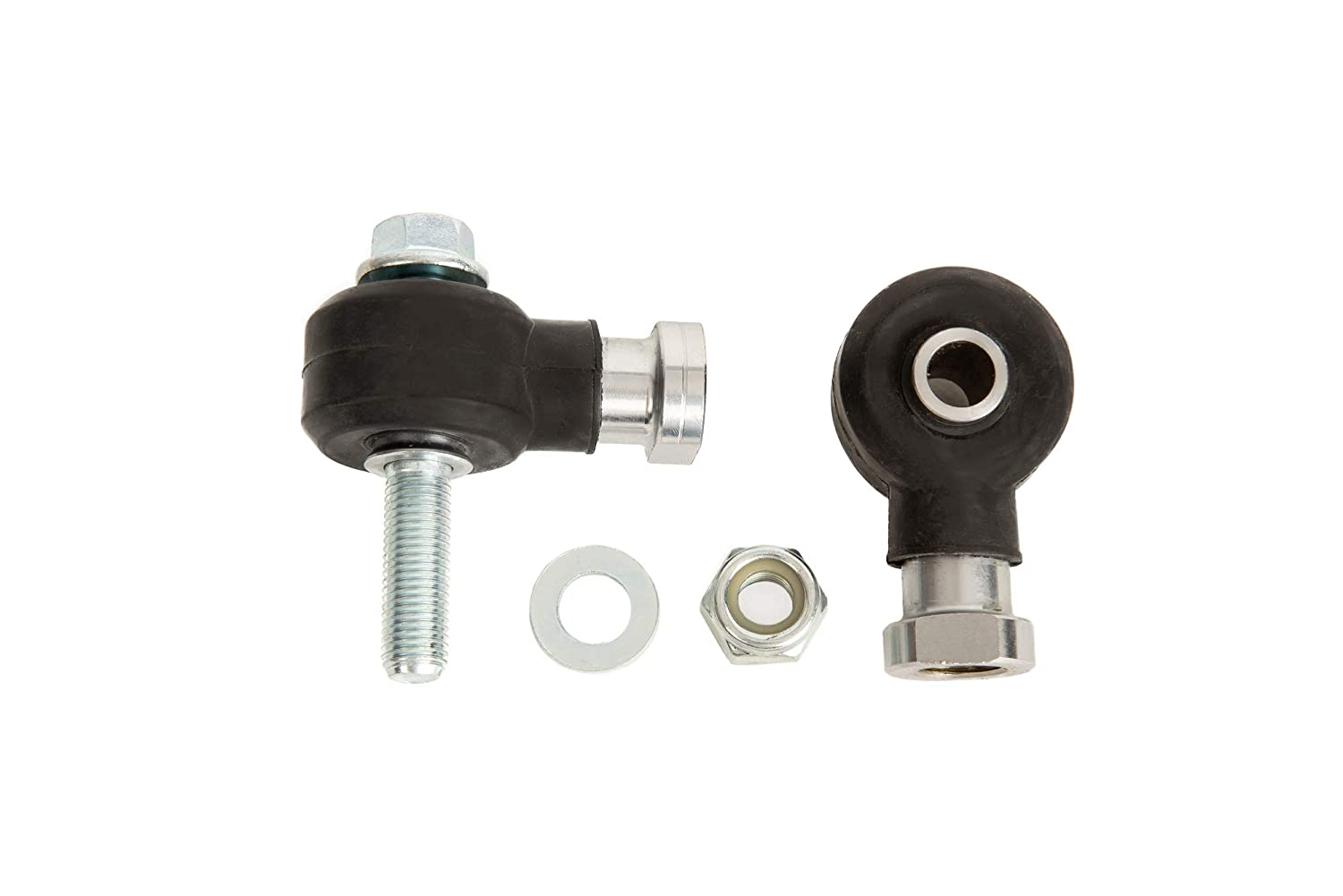 Outer /& Inner American Star 4130 Chromoly OEM Style Sealed Tie Rod Ends for Most Polaris ATVS Replaces Polaris Part Numbers 7061138 and 7061139