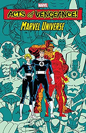 Acts Of Vengeance: Marvel Universe (English Edition)