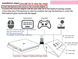 Keyboard and Mouse Adapter for PS4 PS3 X1 Switch