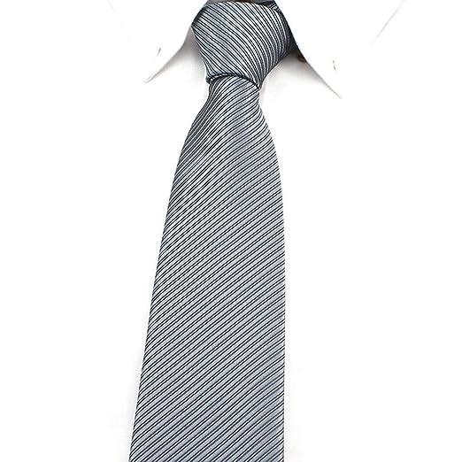 JMB Alto Grado de poliéster Corbata de Seda Noble/Elegante ...