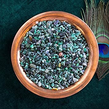 Amazon com: Sage Goddess Emerald Chip Stones: Health