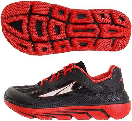 Altra Duo Hombre Zero Colgante Carretera Zapatillas Running Rojo: Amazon.es: Zapatos y complementos