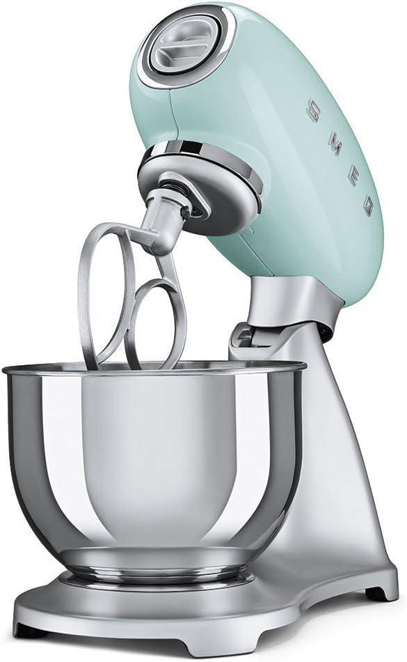 Smeg 50 s Retro Style Robot de cocina color verde pastel: Amazon.es