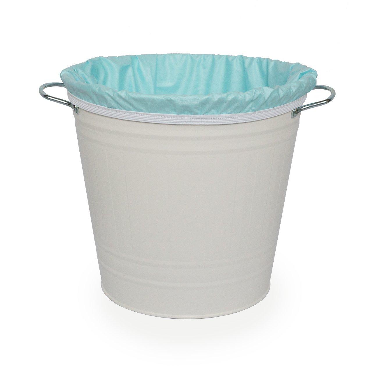 Thirsties Diaper Mini Pail Liner - Aqua