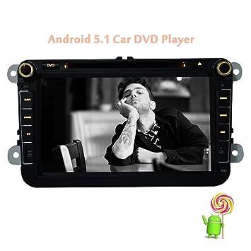 EinCar Android 5.1 Quad Core venta caliente 2 din GPS DVD ...