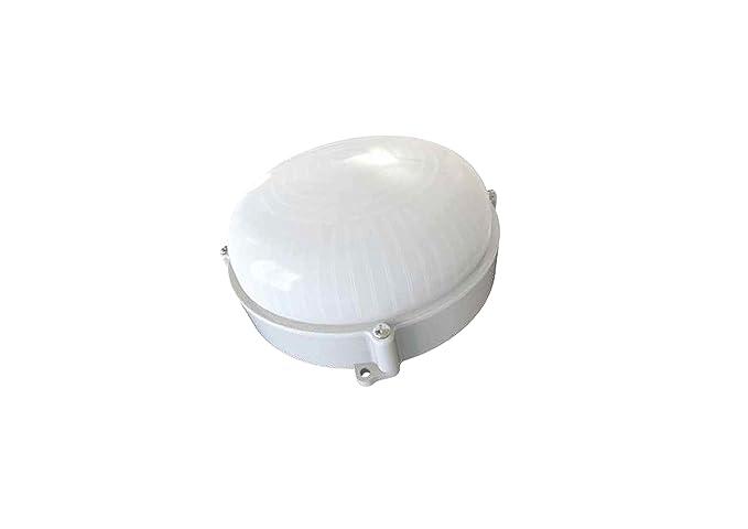 Plafoniere Slim Led Calda : Plafoniera round luce calda k° ip w lumen amazon