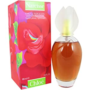 Narcisse By Chloe For Women. Eau De Toilette Spray 3.3 Ounces