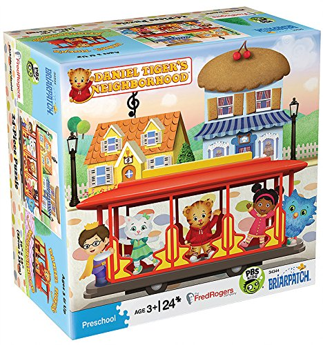Daniel Tiger's Neighborhood  Trolley Puzzle