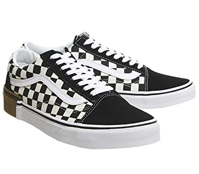 5c7d6ea8060f18 Old Skool (Gum Block) Checker
