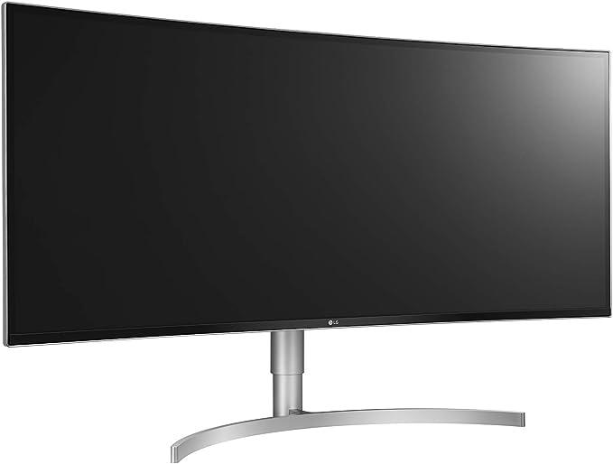 LG 38WK95C-W - Monitor Profesional Curvo UltraWide WQHD+ de 95 cm (38
