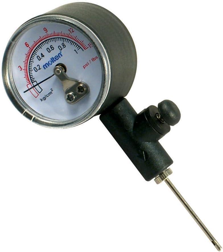 MOLTEN PG - Medidor de presión con válvula de liberación integrada ...