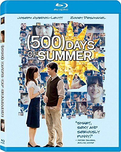 (500) Days of Summer (Subtitled, Dubbed, Dolby, AC-3, Digital Copy)