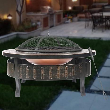 ideal para estufa de gas al aire libre y estufa port/átil para picnic al aire libre camping parrilla de acero inoxidable LSONE estufa port/átil de cassette