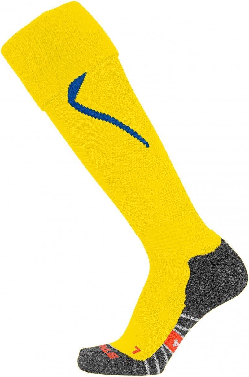 Stanno Forza Stutzenstrumpf Gelb-Blau