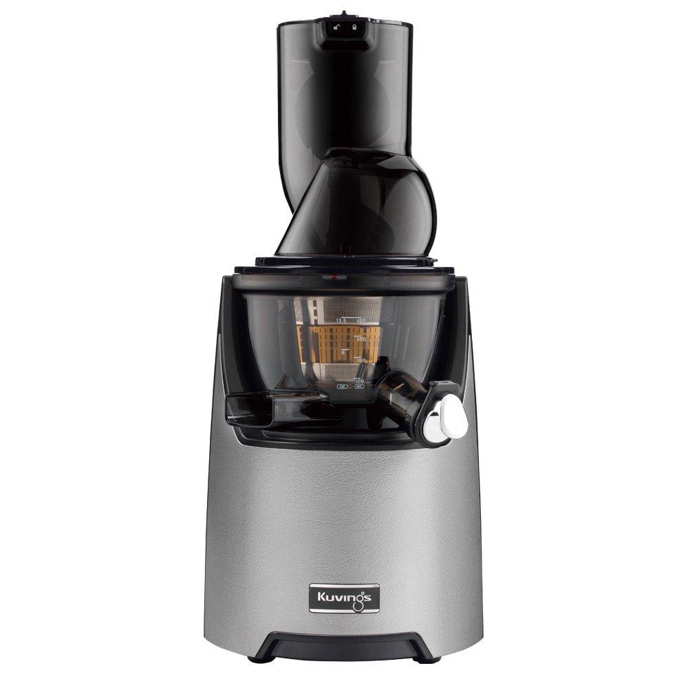 Kuvings Licuadora - Whole Slow Juicer evo820 - Exprimidor para frutas y verduras - eléctrica Exprimidor con XXL Embudo para rellenar Fácil Sin trocear.