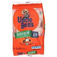 Arroz Integral em Saquinhos Uncle Ben'S 1kg