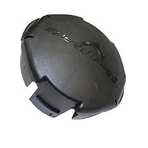 """X472000070 Speed Feed 400 Trimmer Head Wear Cap Spool Cover 4"""" Heads OEM Echo"""