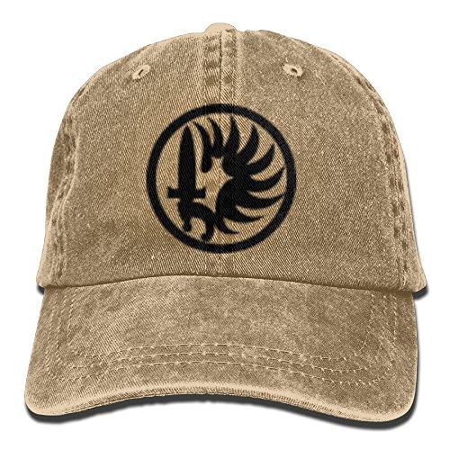 Huagestroe 2 REP Foreign Legion Cowboy Sports Hat Rear Cap Adjustable - Hat Lv