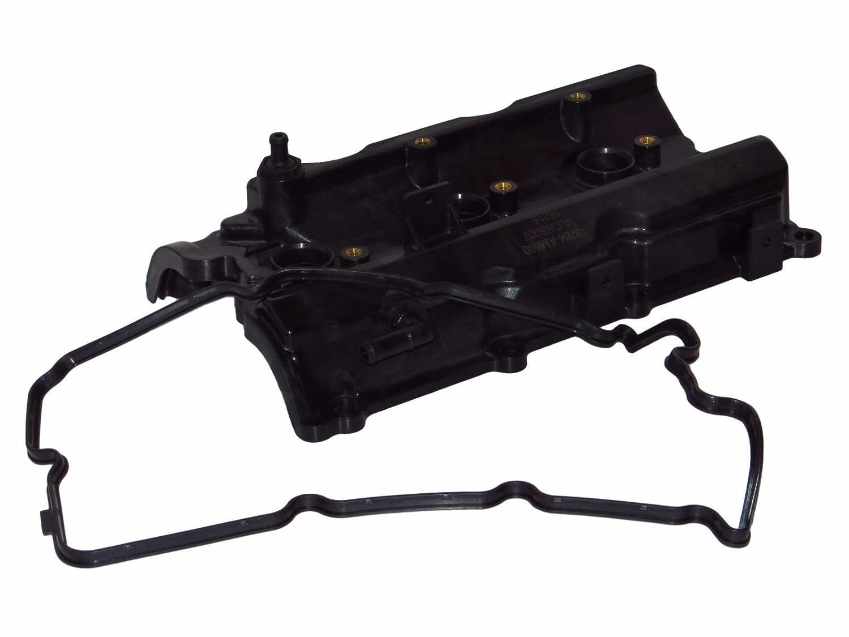 eda48203ee2 Amazon.com  Engine Valve Cover Spark Plug Tube Seals   Gasket Front Right  Firewall Side For Infiniti FX35 G35 M35 Nissan 350Z  Automotive