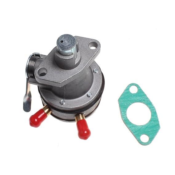Fuel Feed Lift Pump for John Deere 4410 4510 4610 4710 2025R 2305 2320 Tractors