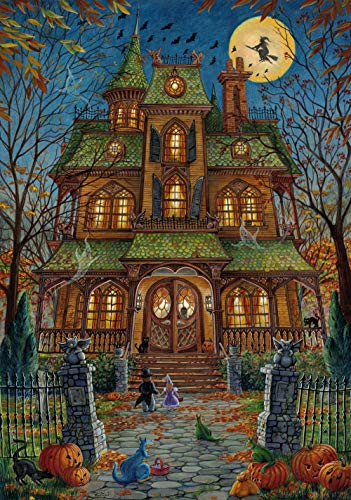 Wentworth Wooden Puzzles 250pc Trick Or Treat -