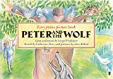 img - for Peter and the Wolf (Easy Piano Picture Book Series) book / textbook / text book