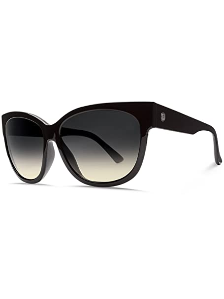 Electric Gafas de sol mujer Danger Cat Gloss Negro-Ohm Negro ...
