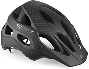Rudy Project Protera - Casco de Bicicleta - Negro Contorno de la Cabeza S-M | 54