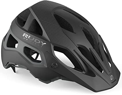 Rudy Project protera MTB Casco - Black/Anthracite Mat: Amazon.es ...