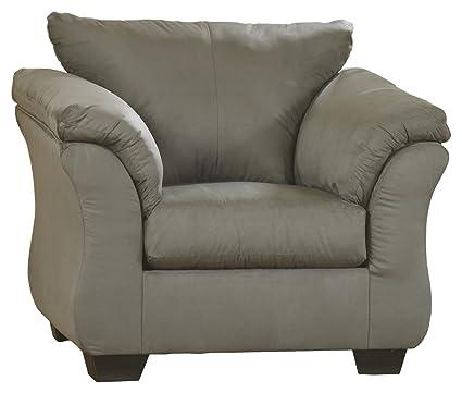Upholstery Fabric Art Decor Shell Design Cushion Sofa Chair Beige Light Brown Furniture Post-1950