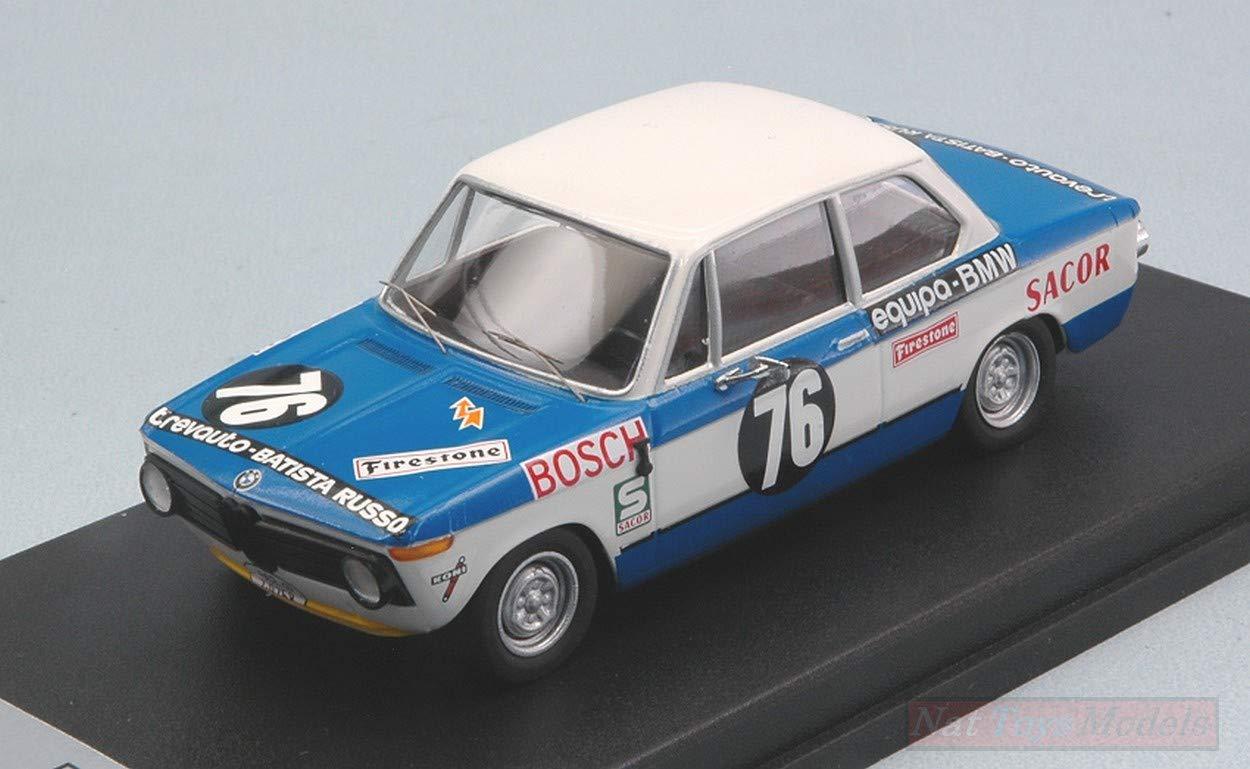 TROFEU TFRRAC08 BMW 2002 N.76 Vila DO Conde 1972 NICHA Cabral 1:43 Die Cast