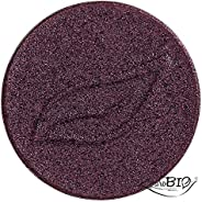 PuroBIO Certified Organic Highly-Pigmented and Long-Lasting Metallic - Duo-Chrome Refill Eyeshadow No.06 Metallic Violet.Wit