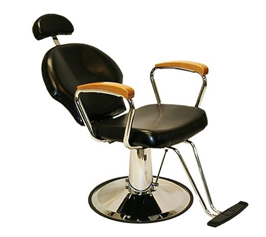 Amazon.com: LCL Belleza hidráulico reclinable silla & Champú ...