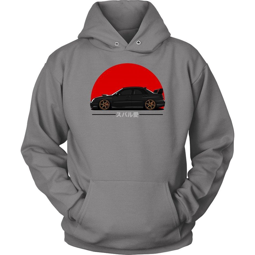 Subaru STI Impreza WRX JDM Hoodie Sweatshirt