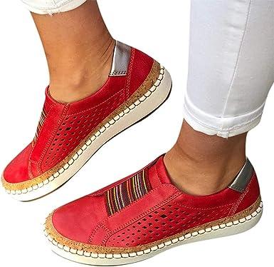 Yeyamei Womens Running Shoes Wide Width