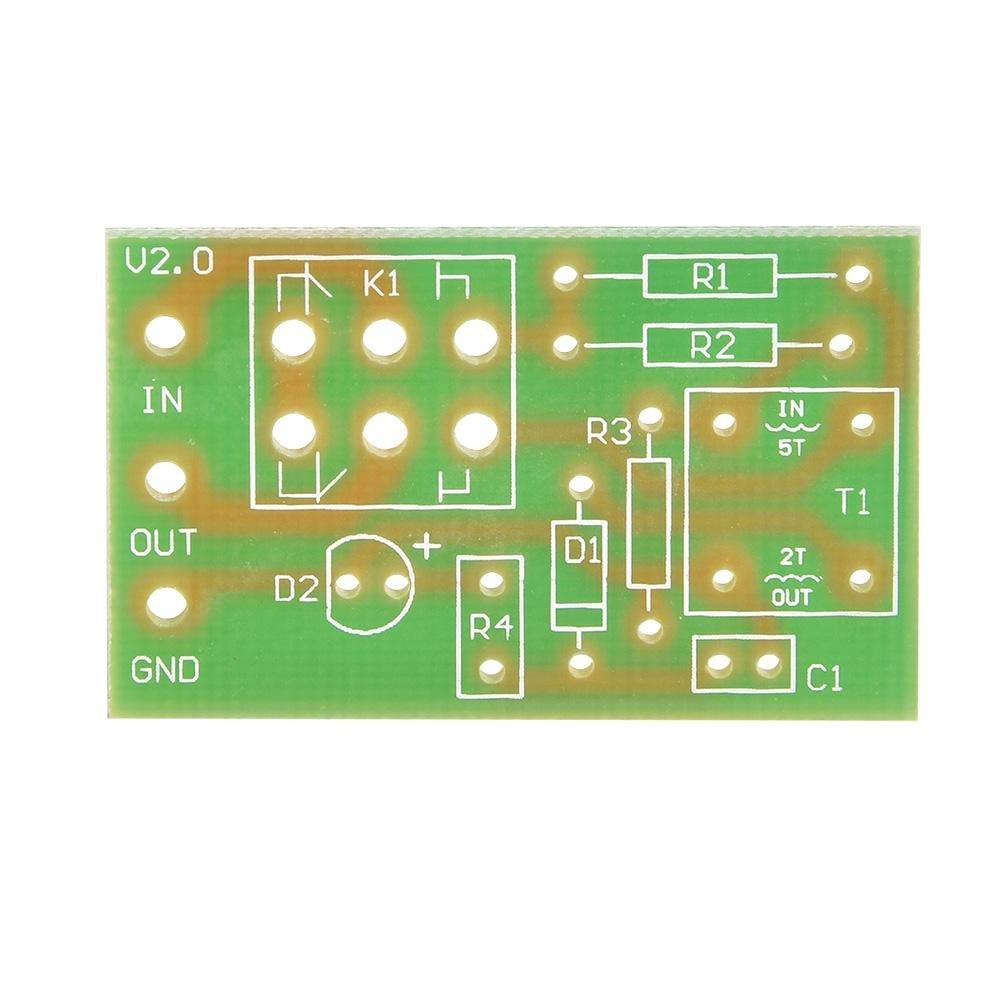 Lazmin 1-30 MHz Module dAntenne de Radio Kit de Module De Syntoniseur dAntenne Manuel pour Radio QRP Ham