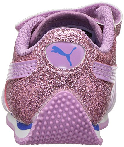 Puma Kids Whirlwind Glitz V Sneaker Smoky Grape/Smoky Grape