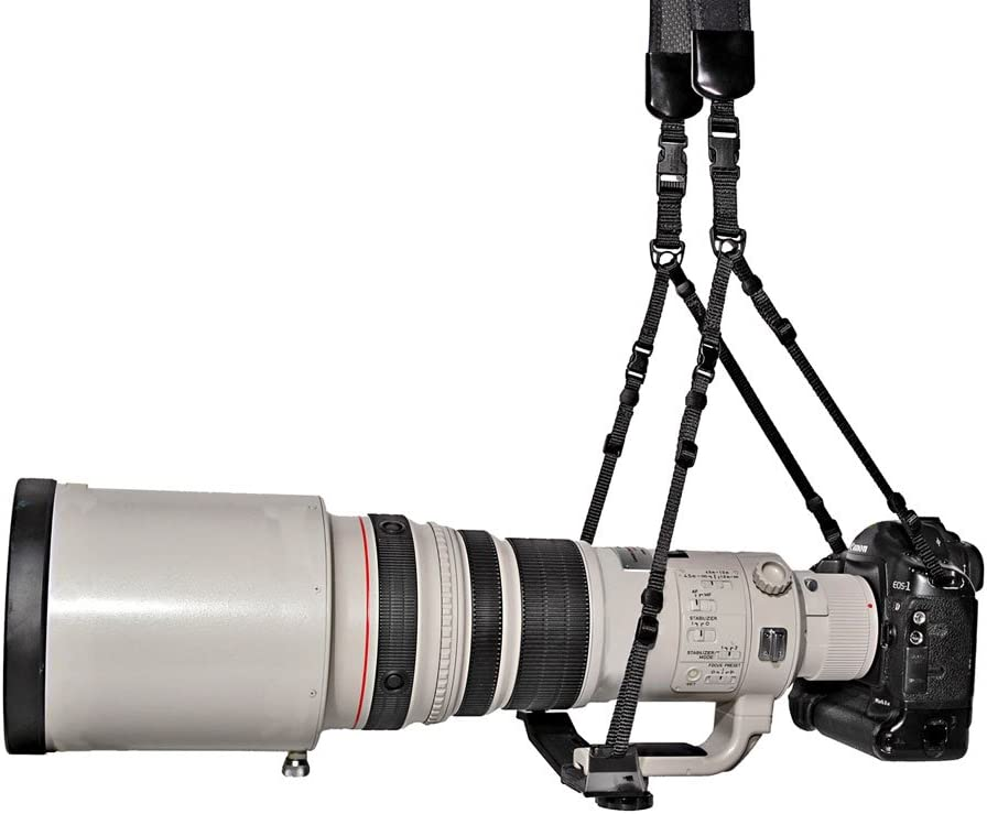 DeluxGear DGCR-CPLC Lens Cradle Combo Pack