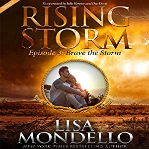 Brave the Storm Audiobook