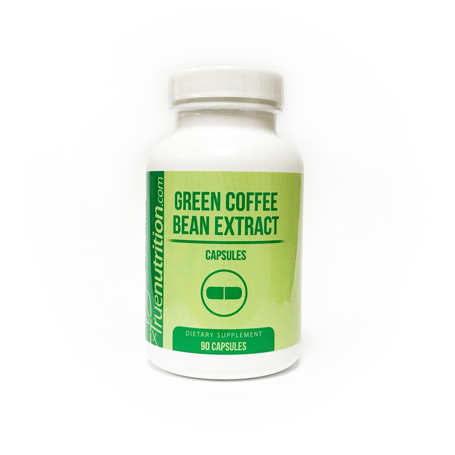 True Nutrition Green Coffee Extract 400mg Capsules (90 Capsules)