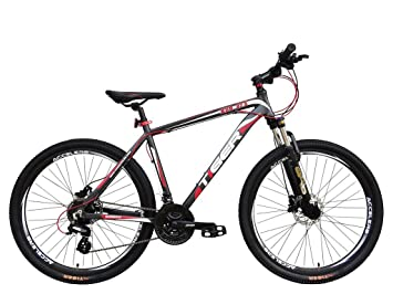 710b1154e18 Tiger HDR 27.5 Mountain Bike 2018-24 Speed Hydraulic Disc: Amazon.co ...