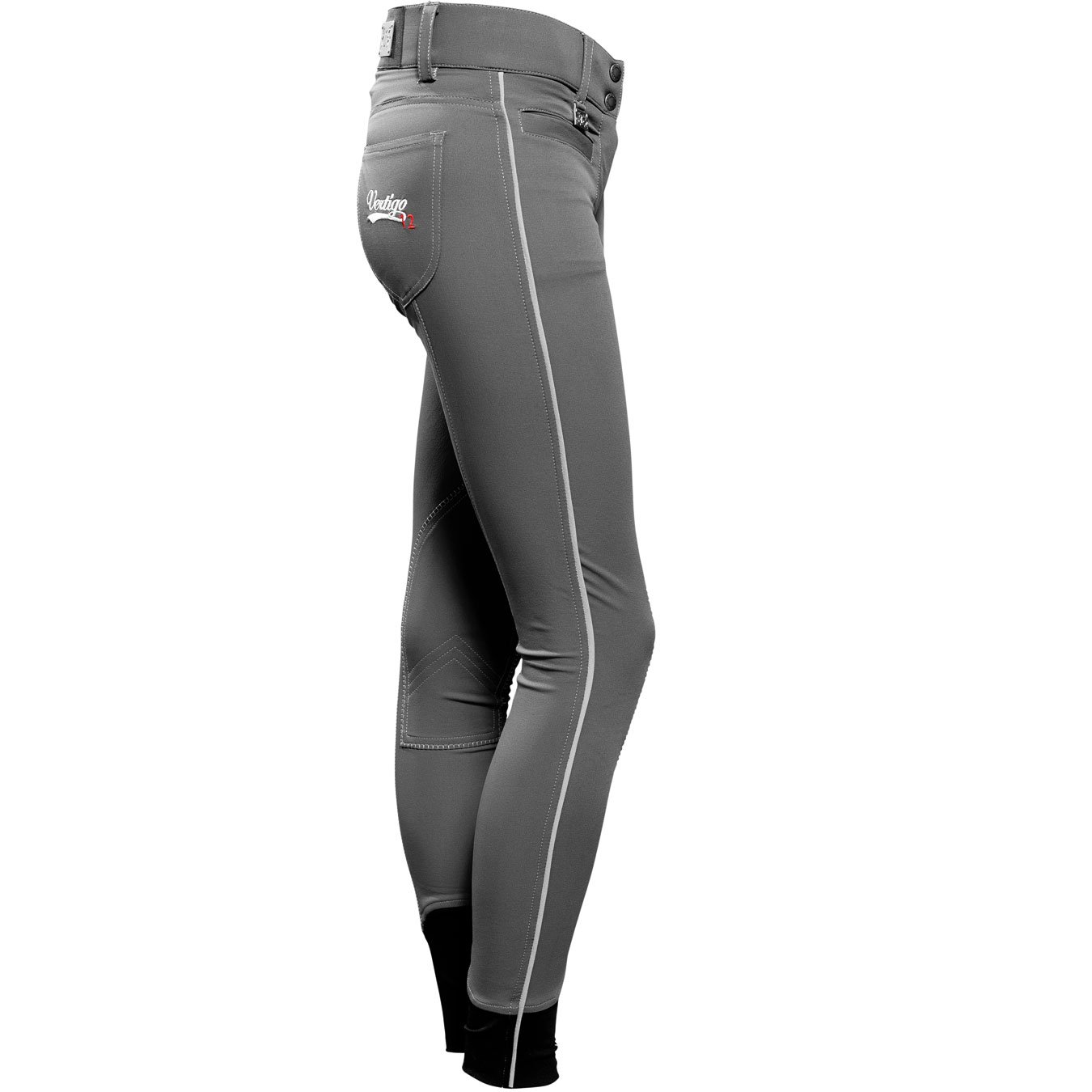 FUSIAN GREY 26 FUSIAN GREY 26 B-greenigo Horze KIMBERLY Ladies' Full Seat Breeches