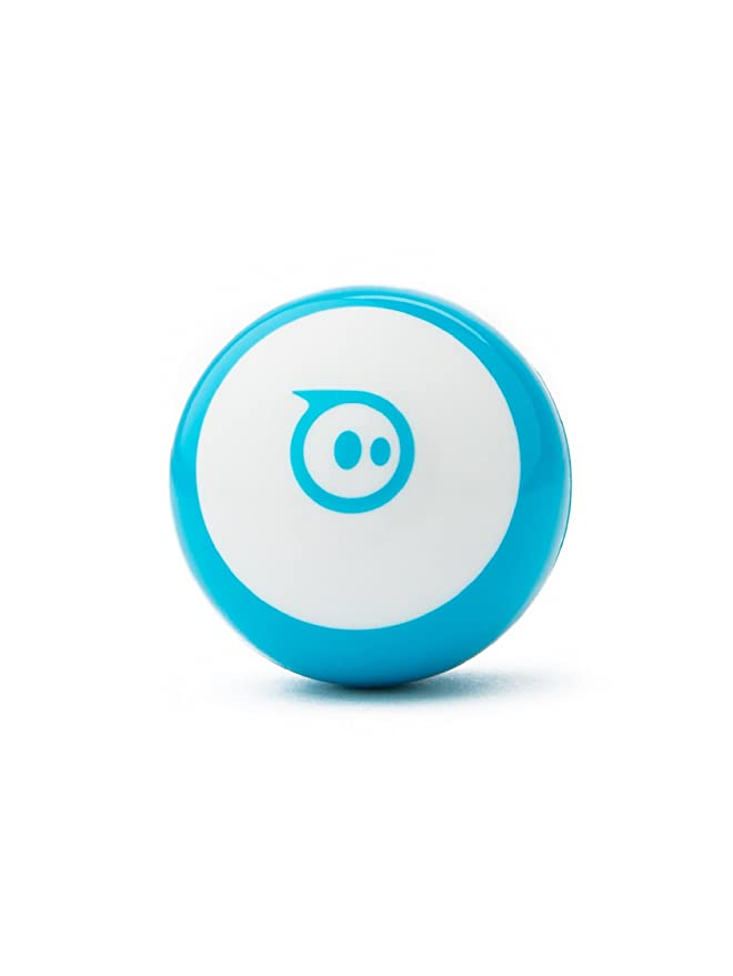 Sphero Mini App Enabled Robot Blue Amazon Toys Games
