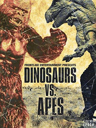 Amazon Com Dinosaurs Vs Apes Dinosaur Movies N A