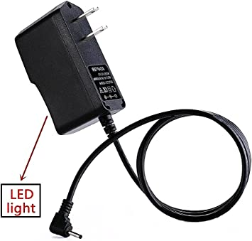 Wall Charger Power Adapter Cord for Nextbook Tablet Premium 7se 8GB Next7P12-8G