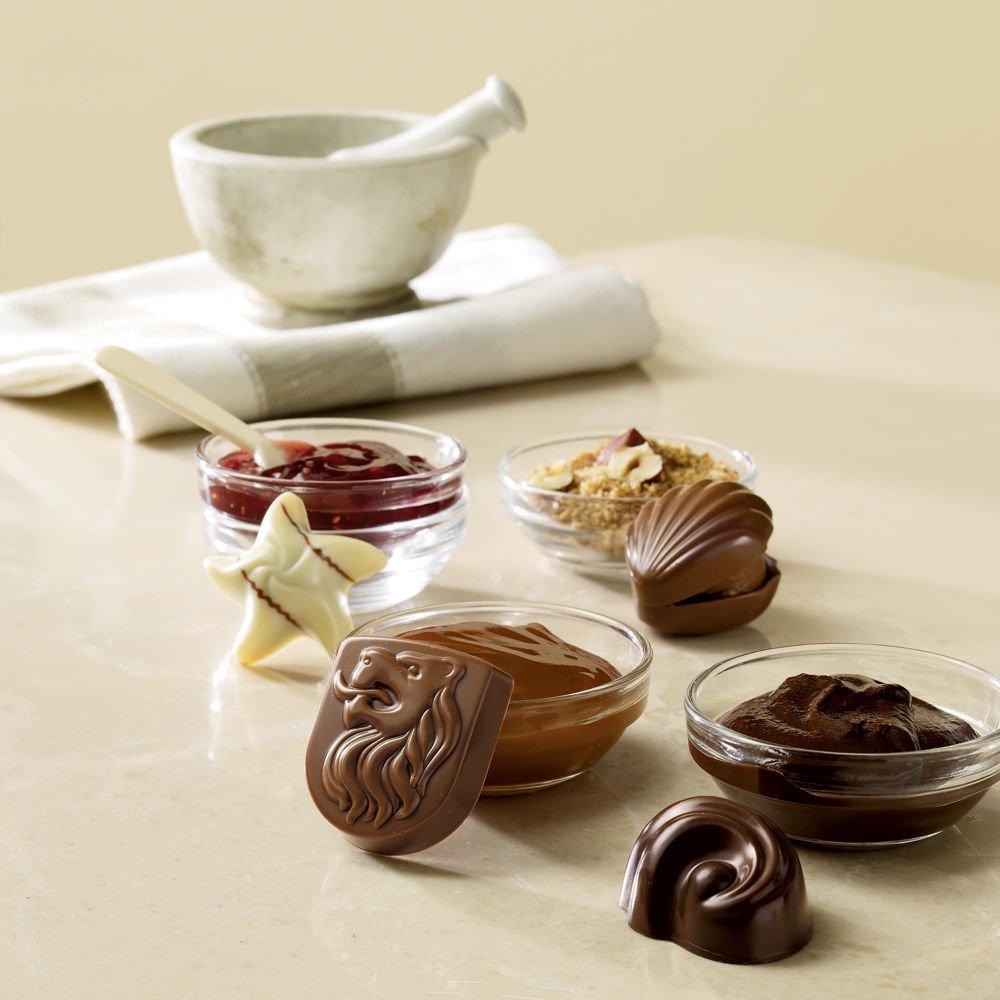 Godiva Chocolatier Gold Ballotin Candy, Happy Birthday, 19 Count by GODIVA Chocolatier (Image #3)
