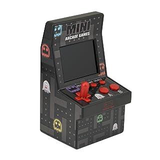 QUMOX Mini Arcade Game Retro Machine 220 Classic Handheld Video Games 2.8' schermo Joystick
