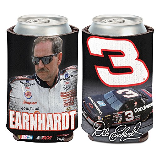 NASCAR Dale Earnhardt Can Cooler, 12 oz