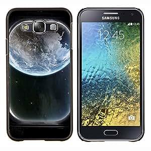 Stuss Case / Funda Carcasa protectora - Space Ship Window Vista - Samsung Galaxy E5 E500
