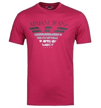 33ed0460bbf Emporio Armani T- Shirt Homme  Amazon.fr  Vêtements et accessoires